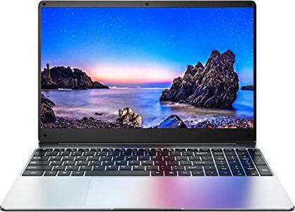 """15,6"""" J4115 Quad Core CPU, 8 Go de RAM, 128 Go de ROM, système d'exploitation Windows 10 Pro, écran HD 1920 x 1080 IPS HD, fin et léger, micro cadre, Y17"""