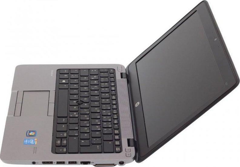 HP EliteBook 820 G2 8Go - 128Go SSD