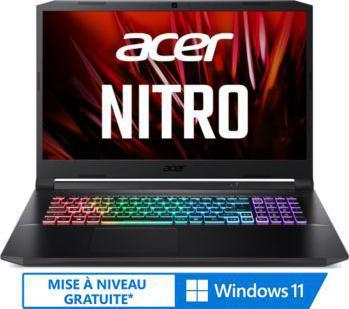 Gamer Acer Nitro 5 AN517-41-R3J6