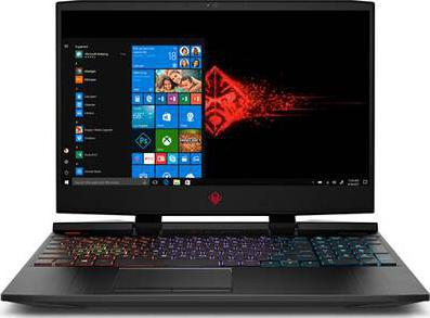 Gaming HP Omen 15-dc1053nf