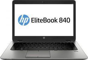 HP EliteBook 840 G3 8Go 128Go SSD 250Go HDD