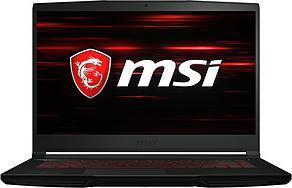 Gamer MSI GF63 Thin 10SCXR-1249XFR