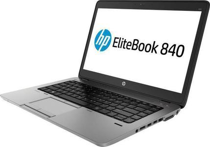 Hp hp elitebook 840 g2 i5 16go 500go ssd argent / noir
