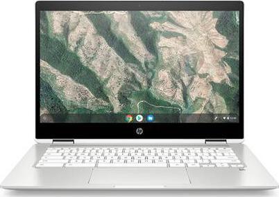 HP Chromebook 14a-na0030ng Argent 35,6 cm (14 Pouces) 1920 x 1080 Pixels Intel® Pentium® Silver 4 Go LPDDR4-SDRAM 64 Go eMMC Wi-FI 5 (802.11ac) Chrome OS