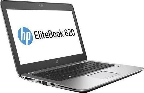 Hp Hp elitebook 820-g3 intel core i5 6300u 4 go hdd 500 windows 10 azerty