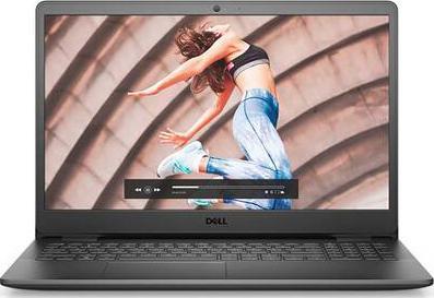 Dell Inspiron 15-3501 Black