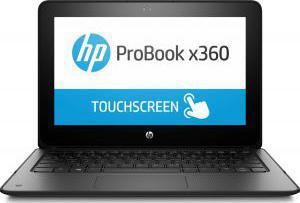 HP ProBook X360 11 G1 4Go 120Go SSD