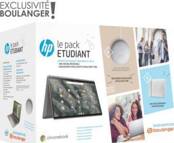 Chromebook HP x360 14c-ca0008nf