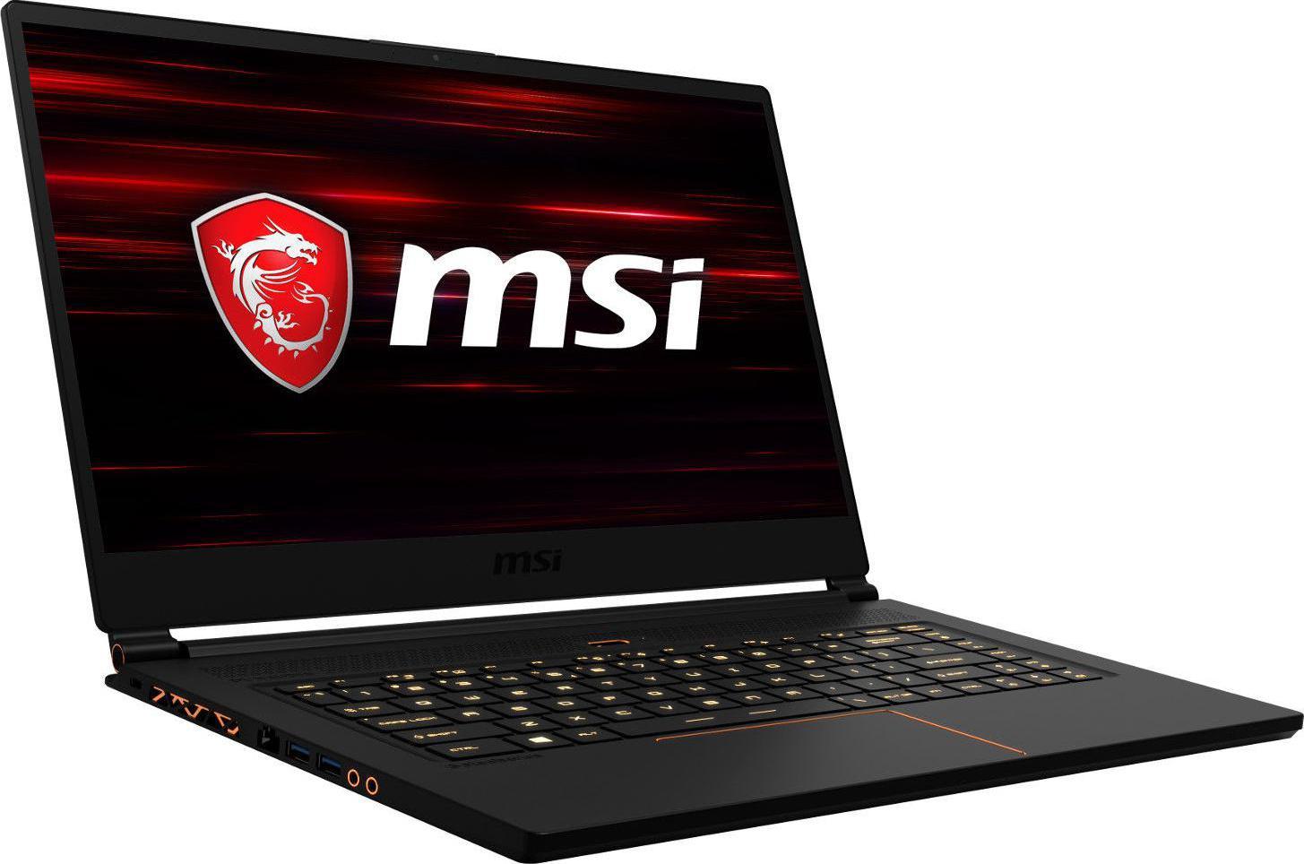 MSI GS65 9SD-1448XFR Stealth Thin