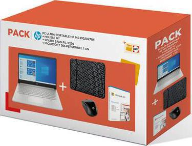 Pack HP 14s-dq2027nf