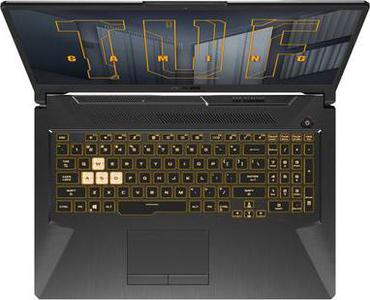 ASUS Gaming F17-TUF766HC-HX001T