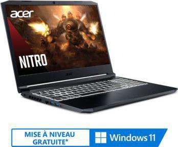 Gamer Acer Nitro 5 AN515-45-R5SV Noir
