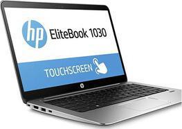 "Hp 13"" hp elitebook 1030 g1 2.8ghz 8go/1to ssd w10 azerty fr rétro qhd+ tactile"