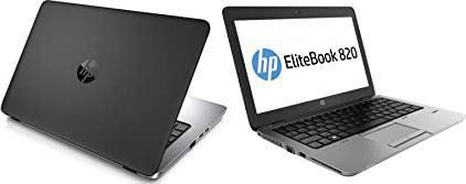 Notebook HP Elitebook 820 G1 i7-4600U / RAM DDR3 8 Go / SSD 256 Go / écran