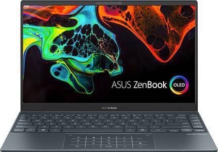 Asus ZenBook OLED avec NumPad UX325JA-2
