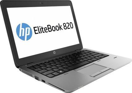Hp hp elitebook 820 g3 8go 240go ssd argent