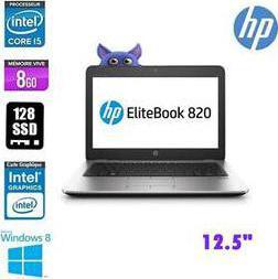 Hp Hp elitebook 820 g3 core i5 6300u 2.4ghz