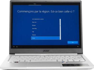 Acer Spin SP513-54N-70JH