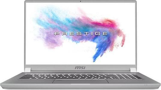 MSI GF75 9SD-267FR Thin