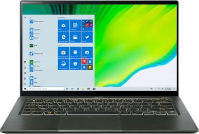"""Acer Swift 5 SF514-54T-76GW Bleu 35,6 cm (14"""") 1920 x 1080 Pixels Écran Tactile 10th gen Intel® Core i7 i7-1065G7 16 Go LPDDR4x-SDRAM 512 Go SSD Windows 10 Home Swift"""