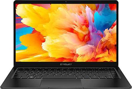 TECLAST F6S 13,3 Pouces, 8Go RAM 128Go SSD, Intel Celeron N3350, Windows 10, Full HD 1920x1080, 36480mWh, Dual Core, USB 3,0, Bluetooth, WiFi, Mini-HDMI